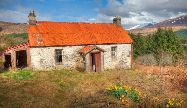 Farmhouse-Scotland