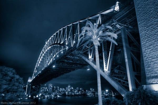 Sydney Harbour Bridge Photo Richard Brummer