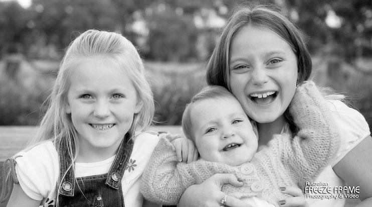 Family Portrait Sydney