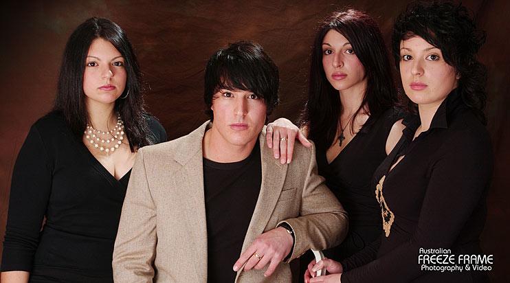Family Portrait Baulkham Hills