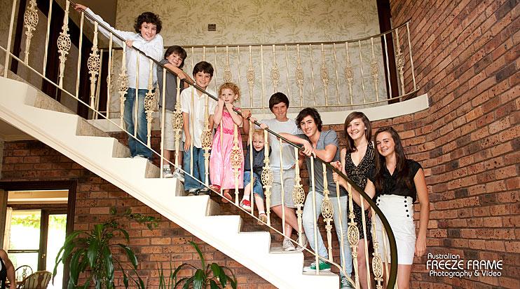 Family Portrait Blacktown