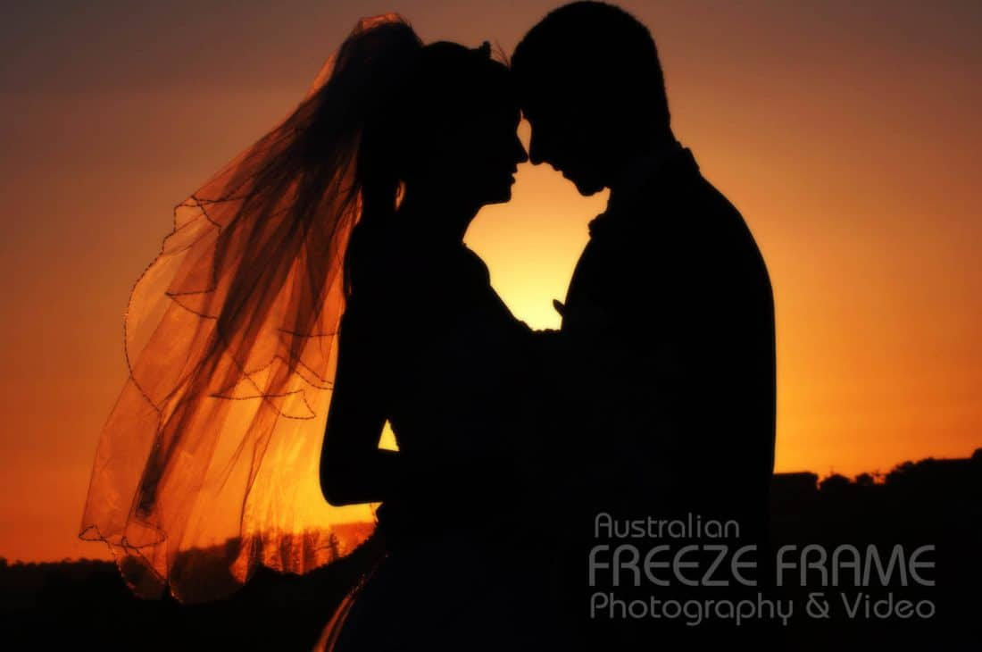 Wedding Photography – Australian Freeze Frame Photography