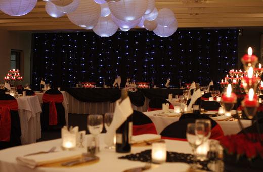 Fairylight Curtains & Backdrop Designs